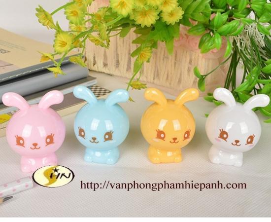 Gọt bút chì Deli 0560 - hình thỏ