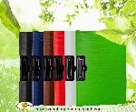 File 20 lá Plus đa năng 2 túi cạnh/5 màu