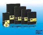 Sổ bìa da A6 (10,8*15,6)Heeton A50850 cài bút có ngăn phụ
